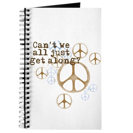 Can't We All Just Get Along Journal