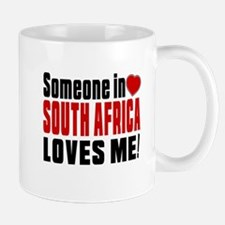 Someone In South Africa Loves Me Mug