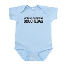 World's Greatest Douchebag Infant Bodysuit