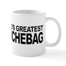 World's Greatest Douchebag Mug