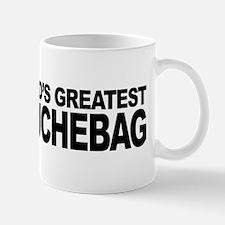 World's Greatest Douchebag Small Small Mug