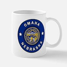 Omaha Nebraska Mugs