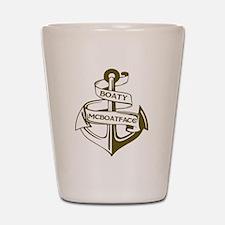 Funny Sailor Shot Glass