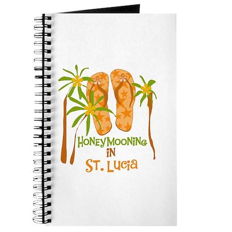 Honeymoon St. Lucia Journal