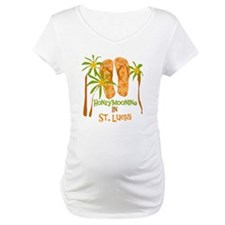 Honeymoon St. Lucia Shirt