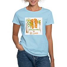 Honeymoon St. Lucia T-Shirt