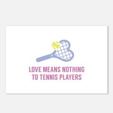 Love Means Nothing Postcards (Package of 8)