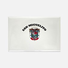 San Miguelito, Panama Rectangle Magnet