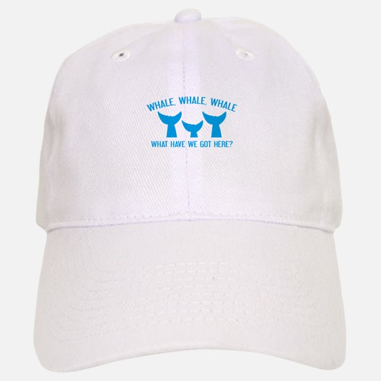 killer whale baseball cap