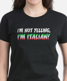 Not Yelling Italian Light T-Shirt