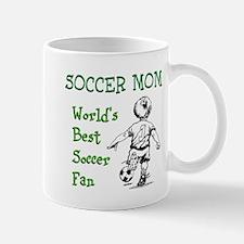 Soccer Mom - Best Fan Mugs