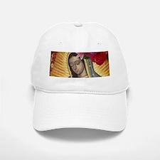 Virgin of Guadalupe with Roses Baseball Baseball Cap