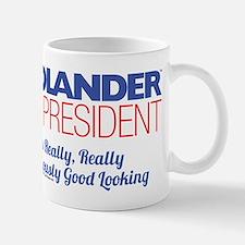 Zoolander for President Mug