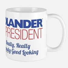 Zoolander for President Small Small Mug