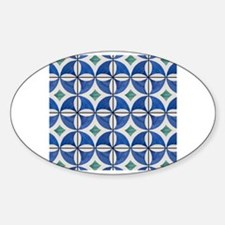 Unique Azulejos Decal