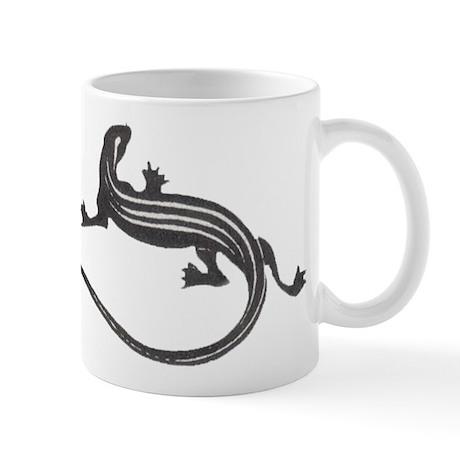 Leaping Lizards & Skinks Mug