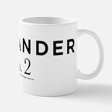 Zoolander No.2 Small Small Mug