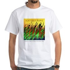 SCATTERED_PEOPLE_T-shirt_Black T-Shirt