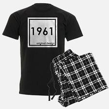 1961 original design year Pajamas