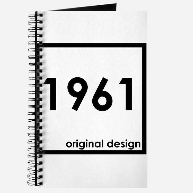 1961 original design year Journal
