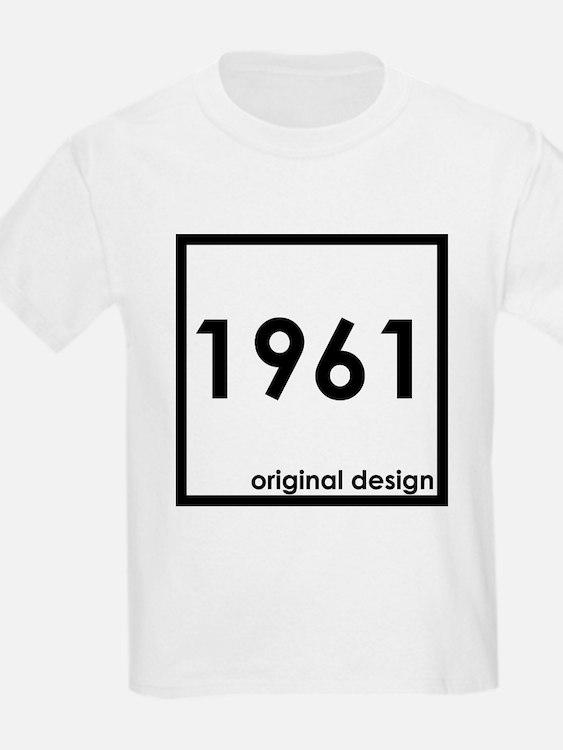 1961 original design year T-Shirt