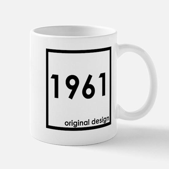 1961 original design year Mugs