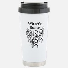 Witch's Brew Stainless Steel Travel Mug