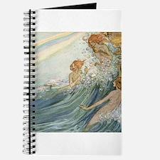 Mermaids - Sea Fairies Journal