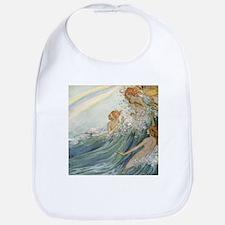Mermaids - Sea Fairies Bib