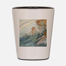 Mermaids - Sea Fairies Shot Glass