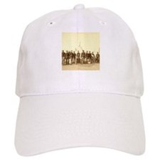 Civil War Soldiers Baseball Baseball Cap