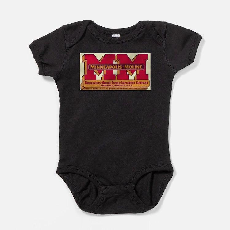 Cute Minneapolis Baby Bodysuit