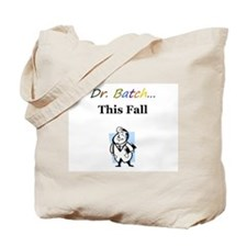 Dr. Batch Tote Bag