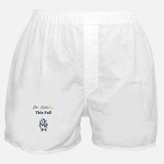Dr. Batch Boxer Shorts
