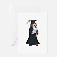 Older Graduate Greeting Cards