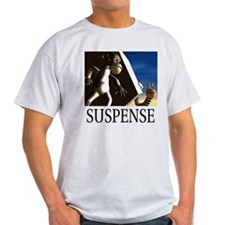 Suspense Ash Grey T-Shirt