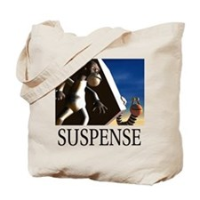 Suspense Tote Bag