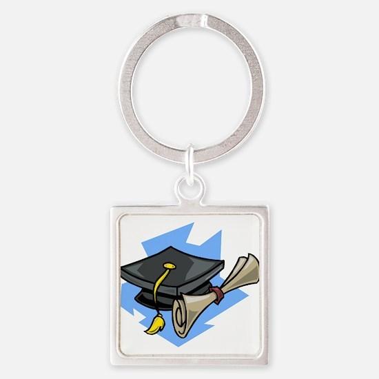 Cap & Diploma Keychains