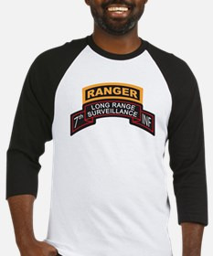 LRS 7th INF with Ranger Tab Baseball Jersey
