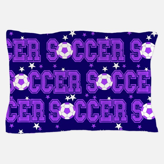 Soccer Girls Pillow Case