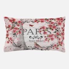Paris spring Pillow Case