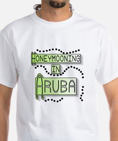 Green Honeymoon Aruba Shirt
