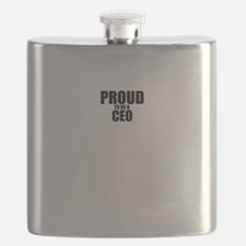 Proud to be CEO Flask