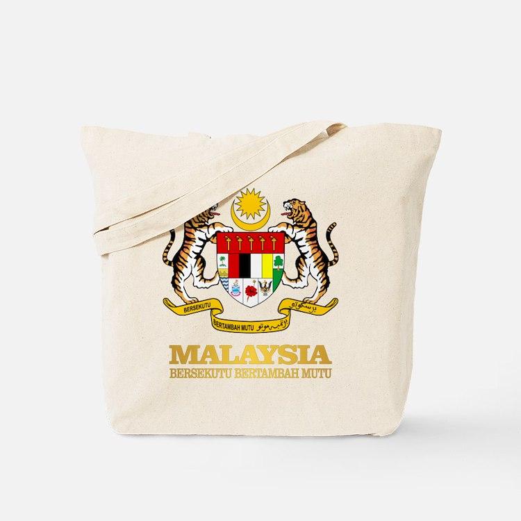 Malaysia COA Tote Bag
