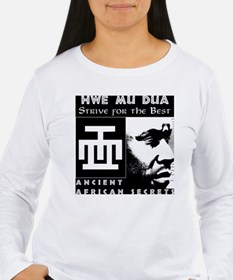 HWE MU DUA Long Sleeve T-Shirt
