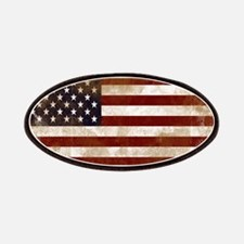 Distressed American Flag2 Patch