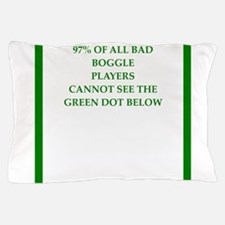 sports and gaming joke Pillow Case