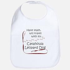 Catahoula Travel Bib