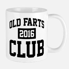 Old Fart's Club Mugs