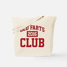 Old Fart's Club Tote Bag